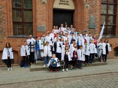 Klasa IVA i IVD w Toruniu