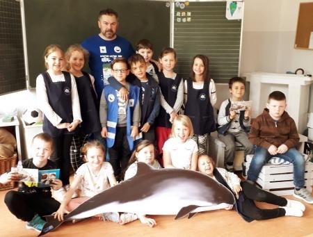 Warsztaty edukacyjne z wolontariuszem Błękitnego Patrolu WWF
