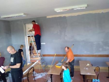 Malowanie klasy
