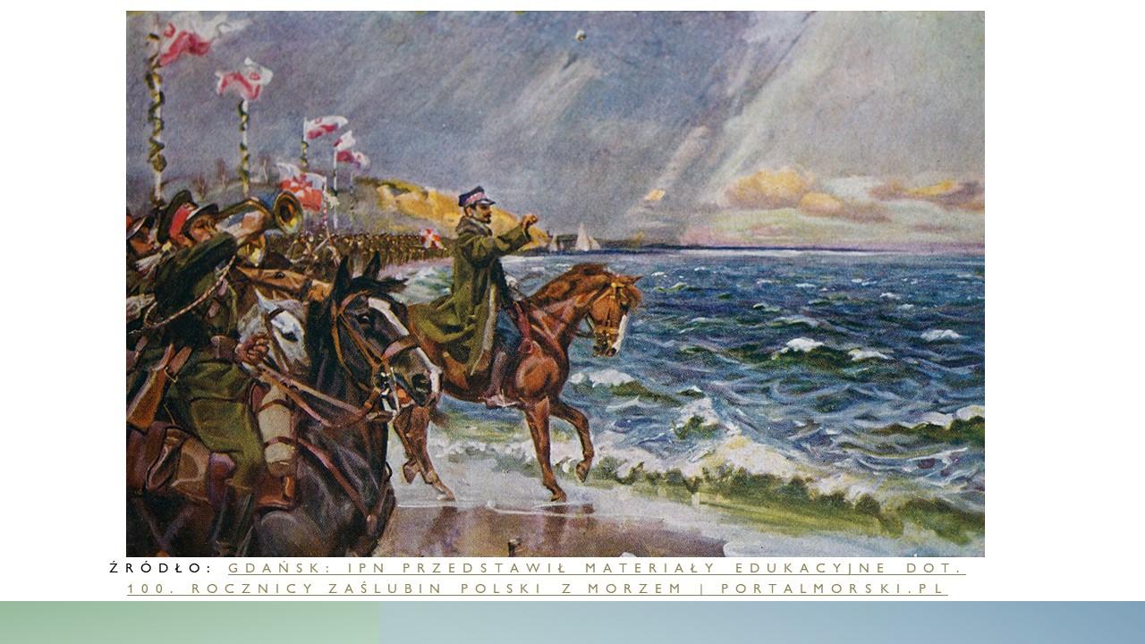 Zaślubiny Polski z morzem 10 lutego 1920