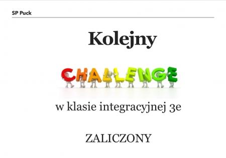 Taneczny challenge w 3e