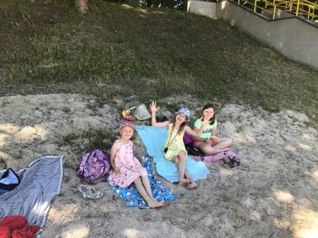 Piknik klasowy klas 2a i 2d